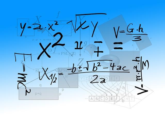 Advanced Math Class